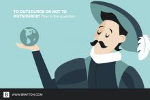 To outsource or not?