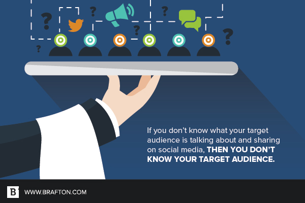 If you don't know what your target audience is talking about, then you don't know your target audience.