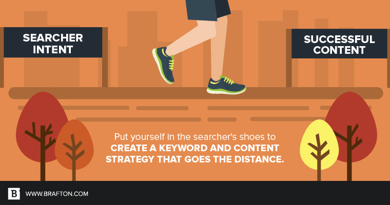 Walk a mile in searchers' shoes