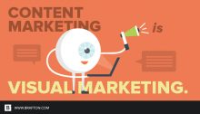 Visual marketing is essential for modern content strategies.