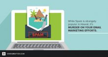 Skip the spam and make your email marketing a hit.
