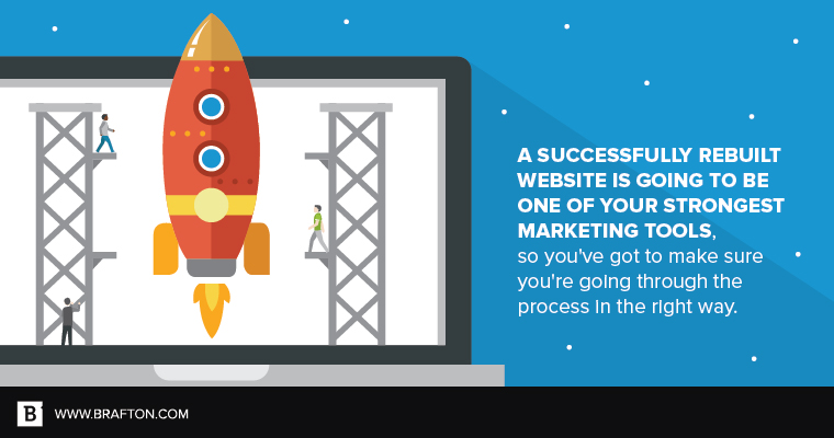 A successful website is one of your strongest marketing tools.