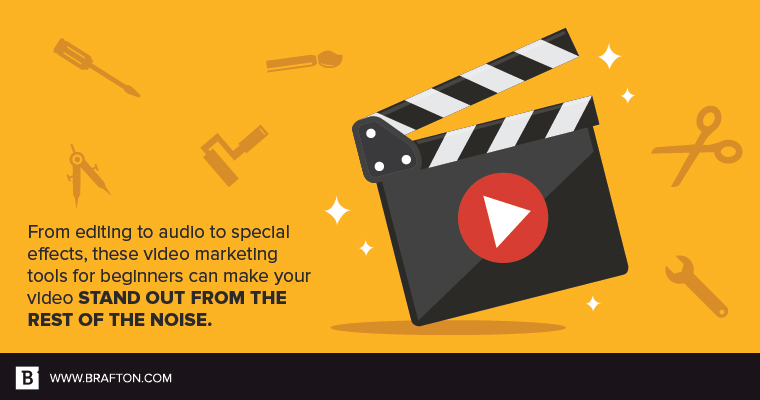 The beginner's guide to the best video marketing tools