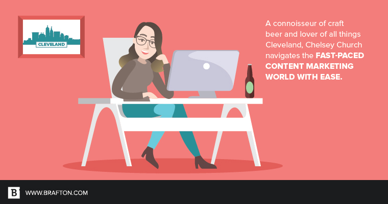 Chatting craft beer and content creation with Chelsey Church
