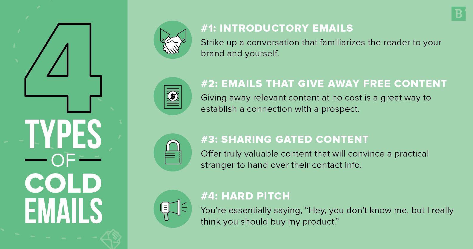 4 cold email template styles for every business | Brafton