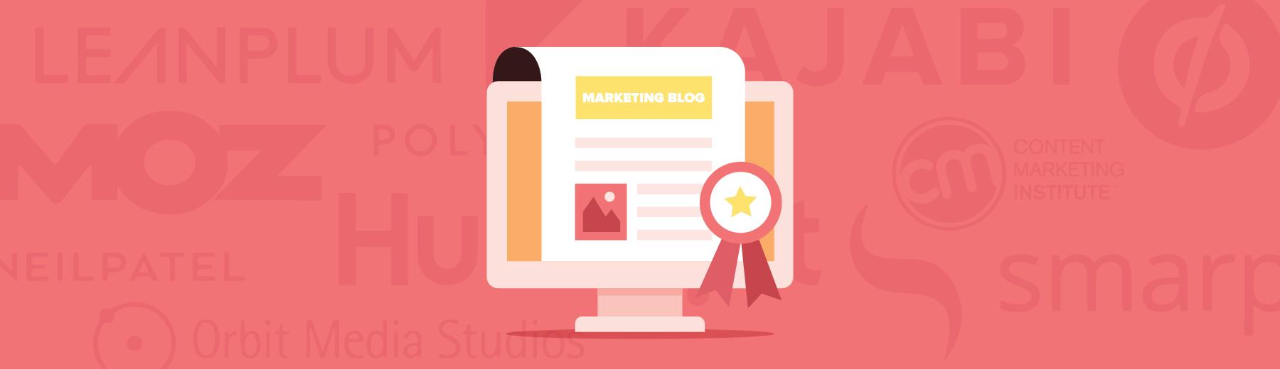 13 best marketing blogs to follow