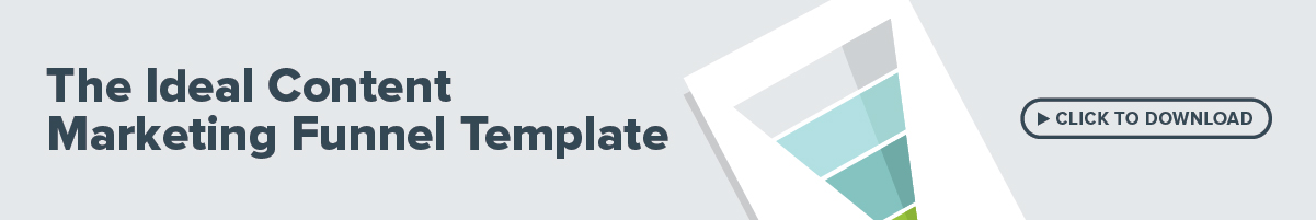 the ideal content marketing funnel template brafton