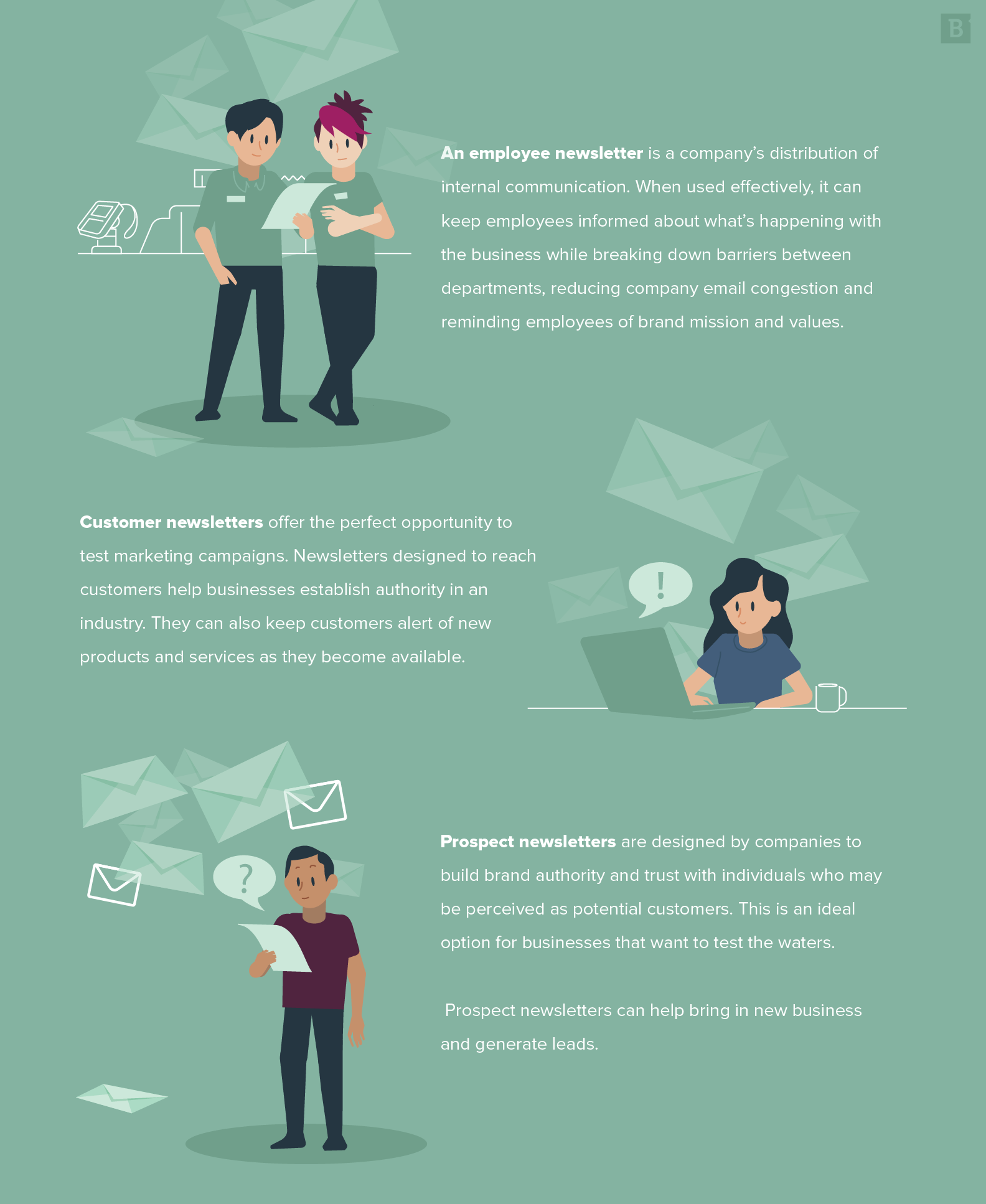 clever company newsletter ideas to wow your audience brafton