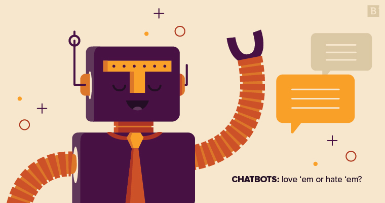 Survey: This is what marketers really think of chatbots | Brafton