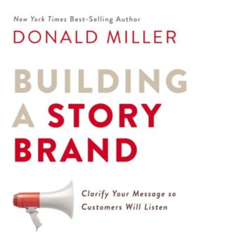 Books every marketer should read: Building a Story Brand