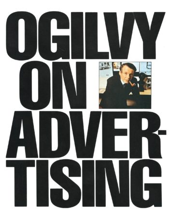 Books every marketer should read: Ogilvy on Advertising