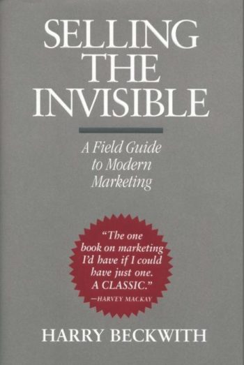Books every marketer should read: Selling the Invisible