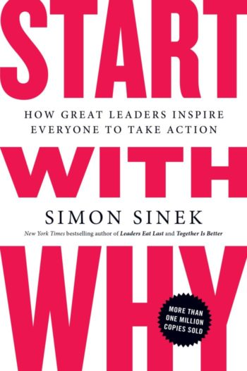 Books every marketer should read: Start With Why