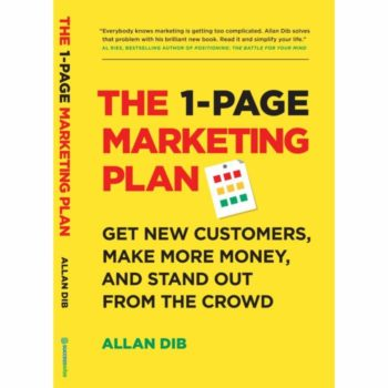 Books every marketer should read: The 1-Page Marketing Plan