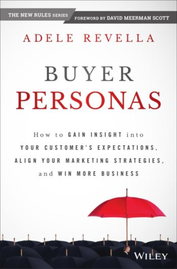 Books every marketer should read: Buyer Personas