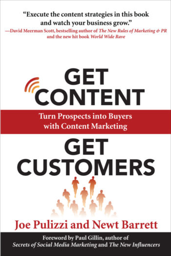 Books every marketer should read: Get Content Get Customers