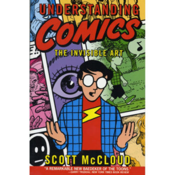 Books every marketer should read: Understanding Comics - The Invisible Art