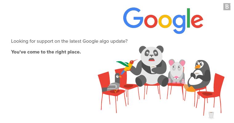 google update history