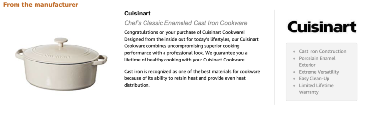 Cuisinart product image