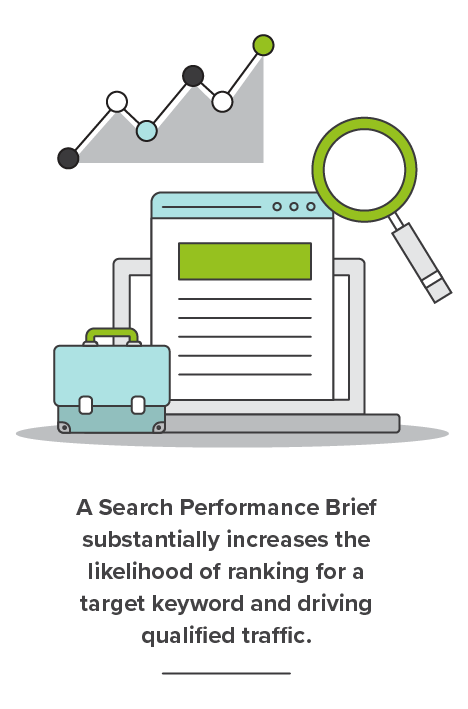 search performance brief