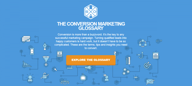 Unbounce Conversion Marketing Glossary